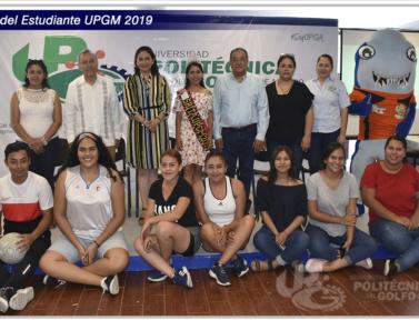 Celebra la Comunidad UPGM  el DIA DEL ESTUDIANTE 2019 con actividades deportivas y culturales.